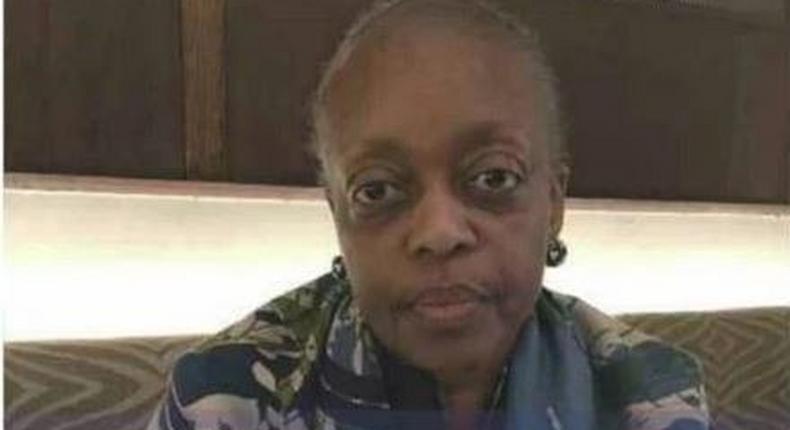 Former Petroleum Minister, Diezani Alison-Madueke