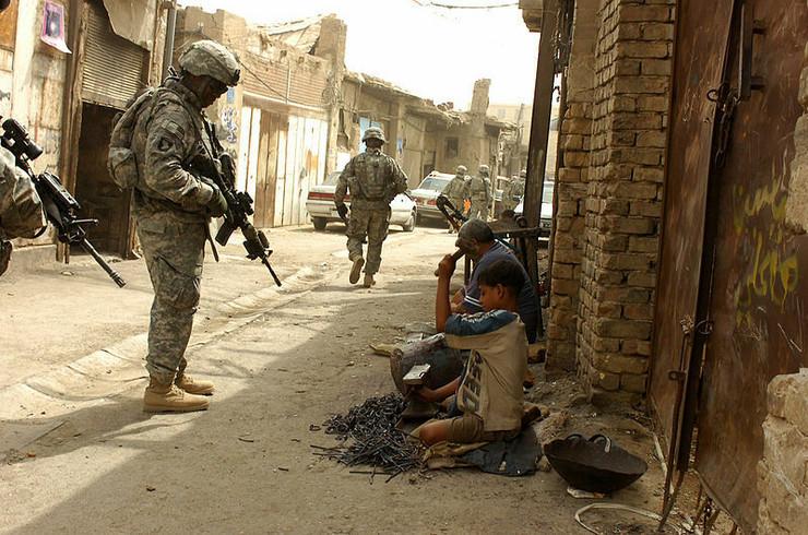 2. konjički puk u Avganistanu