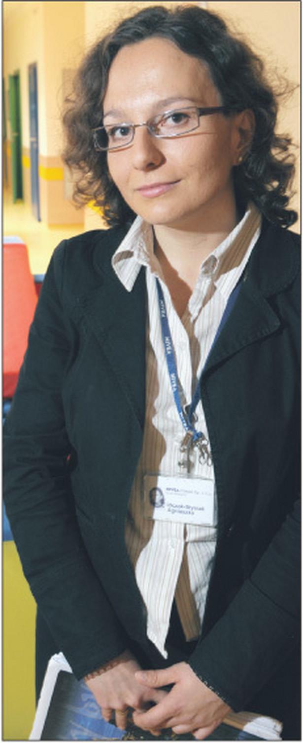 Agnieszka Idczak-Stysiak, menedżer ds. rozwoju personelu w NIVEA Polska Fot. Dariusz Wolski