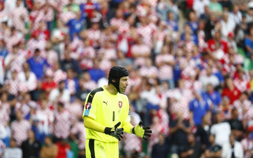 Czechy – Chorwacja 2:2. Łzy na boisku, awantury na trybunach