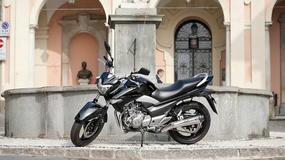 Suzuki Inazuma 250 – ćwiartka godna uwagi