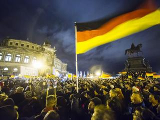 GERMANY-IMMIGRATION/PROTESTS