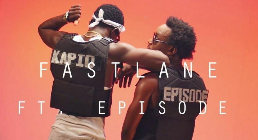 Kapio - Fast Lane feat. Episode