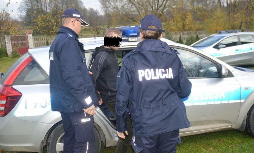 Policja z Bełchatowa w Łódzkiem zlikwidowała hurtownię marihuany. Kilogramy narkotyku w beczkach
