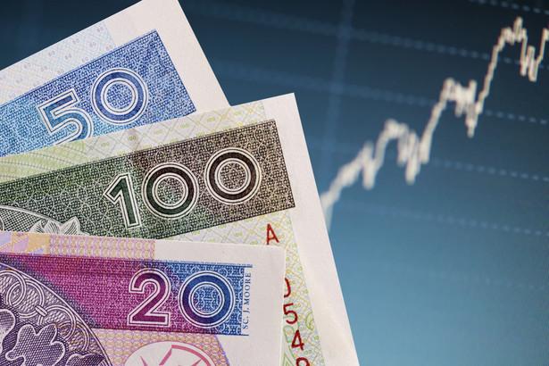 Notowania polskiej waluty