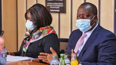 Matiang'i reveals what will happen to Refugees from within EAC after closure of Kakuma & Dadaab camps