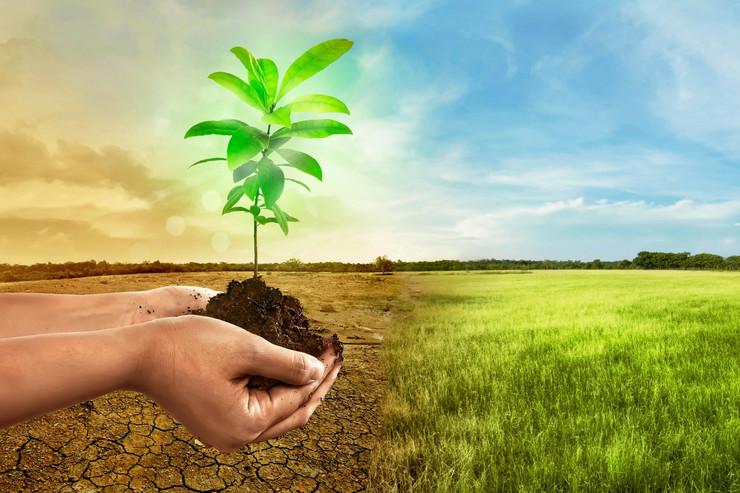 ekologija klimatske promene