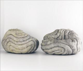 Anatomia designu - czyli fotele w kształcie mózgu