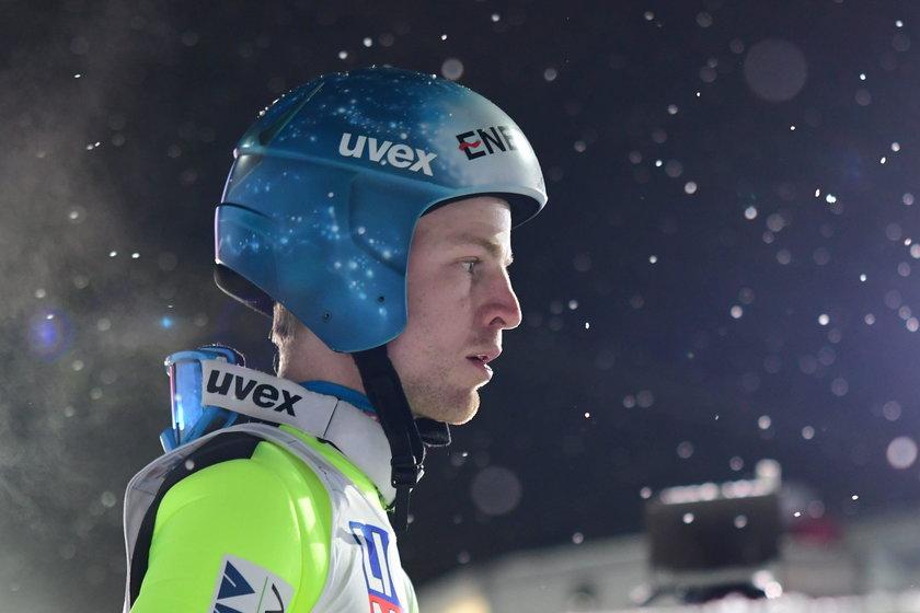 MŚ w Lahti: Michael Hayboeck o krok od tragedii. Chwile grozy