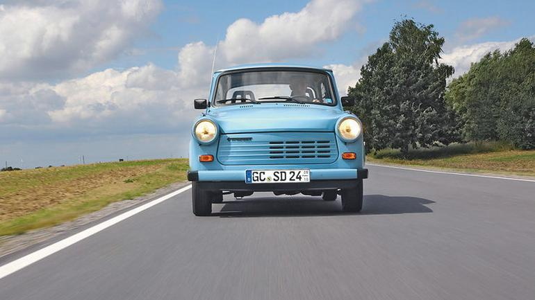 Trabant 1.1 - ostatni model w historii