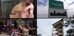 Seks pod przychodnią w Sycowie. Postronni łatwo ich filmowali, bo był biały dzień. To nie pierwszy taki przypadek. [+18]