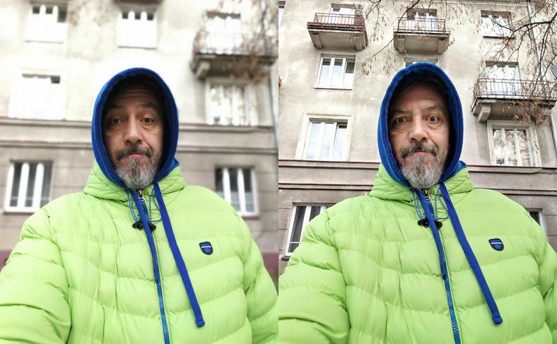 Zdjęcie zrobione telefonem LG G7 Fit
