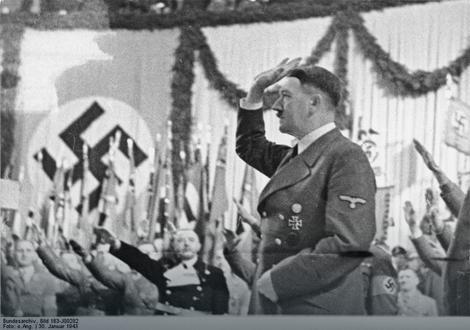 Nacistički pozdrav vuče korene iz Starog Rima