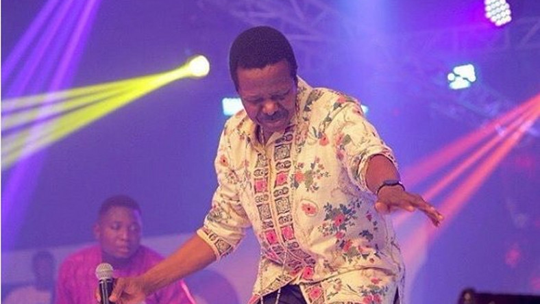 King Sunny Ade 7 types of celebrities at the 'Sunny on