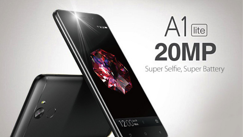 Gionee A1 Lite This new device guarantees you more likes on