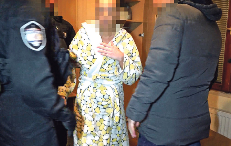 Hapšenje dve kriminalne grupe, makroi, prostitucija