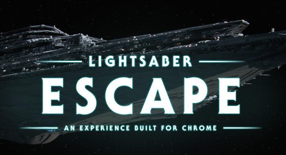 Star Wars im Browser: Chrome macht Handy zum Lichtschwert