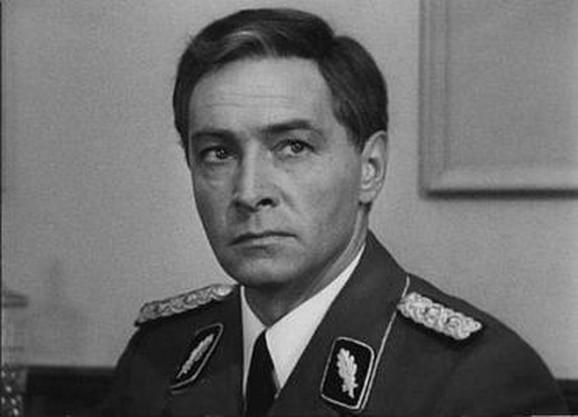 Glumac Vjačeslav Tihonov kao špijun Maks Oto fon Stirlic
