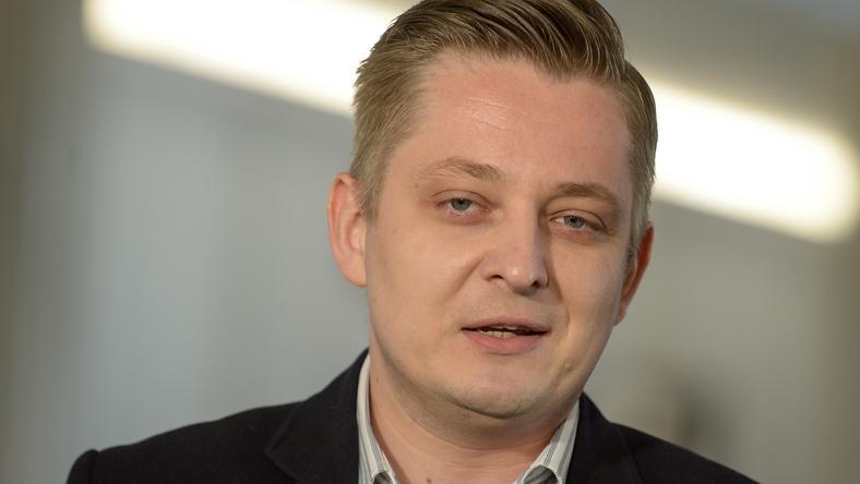 Jakub Stefaniak zaatakował za pośrednictwem Twittera Jarosława Kaczyńskiego