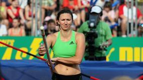 Monika Pyrek pożegna się z publicznością podczas Pedros Cup