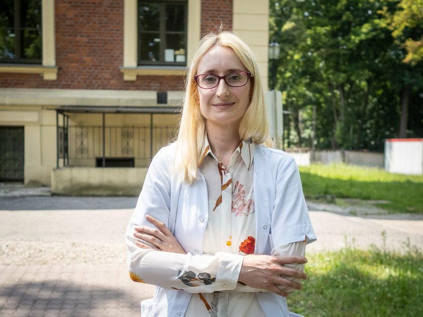 Dr Sylwia Frątczak