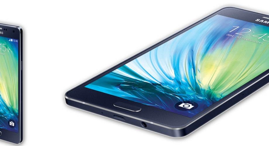 Samsung Galaxy A7: extrem dünnes Oberklasse-Handy