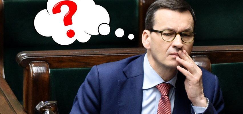 """""""Mam nadzieję, że jeszcze długi czas przed nami"""". O kim tak mówi premier Morawiecki?"""
