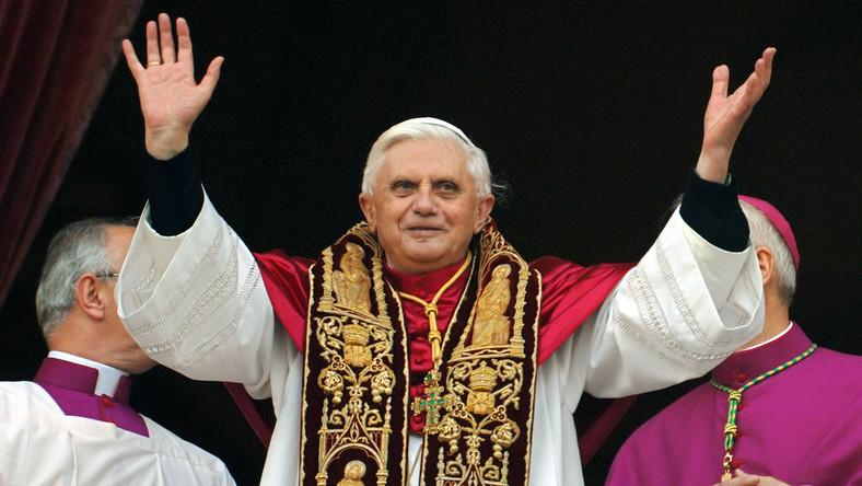 Joseph Ratzinger został wybrany 265. (według innej rachuby 266.) papieżem.