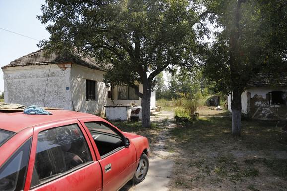 Kuća porodice Ilić u selu Piroman