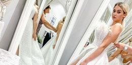 Sylwia Przybysz pokazała swoje zdjęcie w sukni ślubnej. Wygląda jak prawdziwa księżniczka