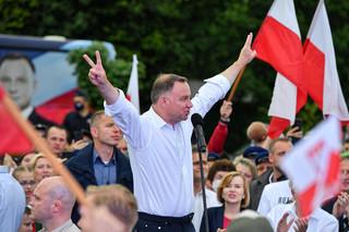 'Washington Post' o wynikach wyborów prezydenckich w Polsce: Duda pomoże PiS kontynuować twardą politykę