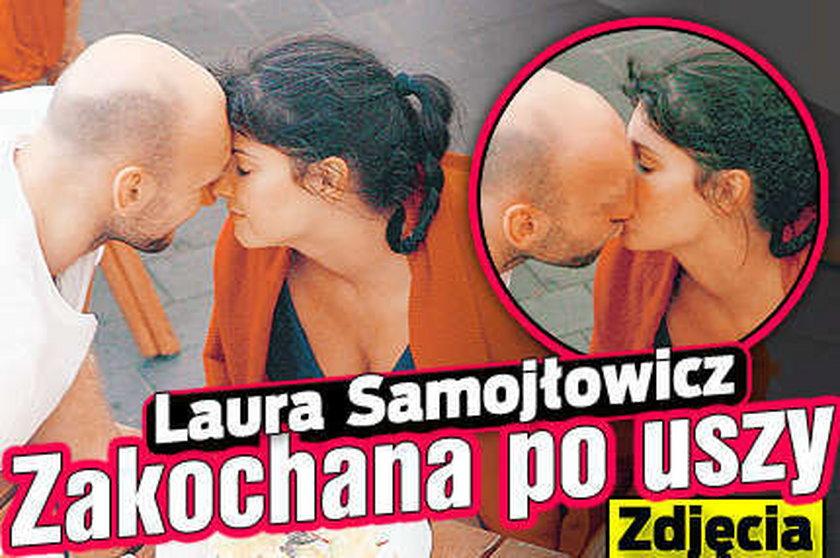 Laura Samojłowicz: Zakochana po uszy. Zdjęcia!