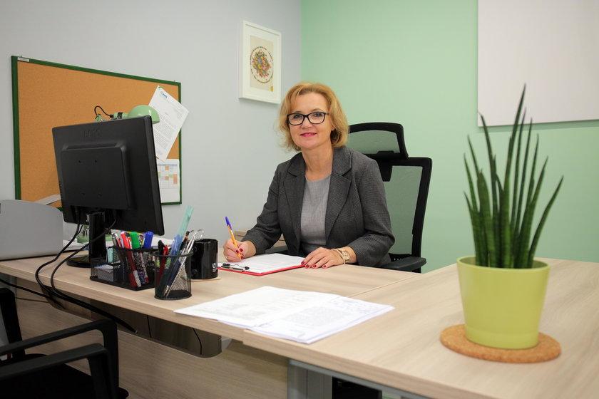 Doktor Anna Gutowska