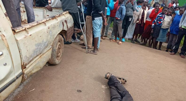 IG Mutambayi orders arrest of police officers involved in Lessos shooting