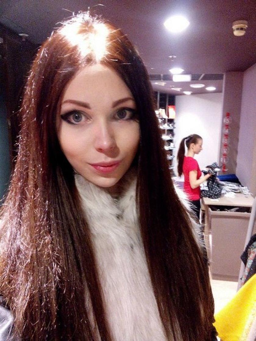 Alina Dewis z Moskwy