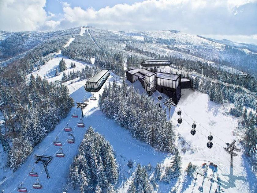 Szczyrk ośrodek narciarski