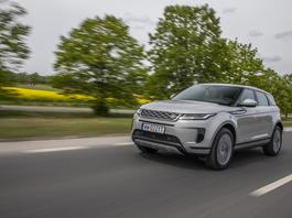 Range Rover Evoque HSE D240 – royal baby II | TEST