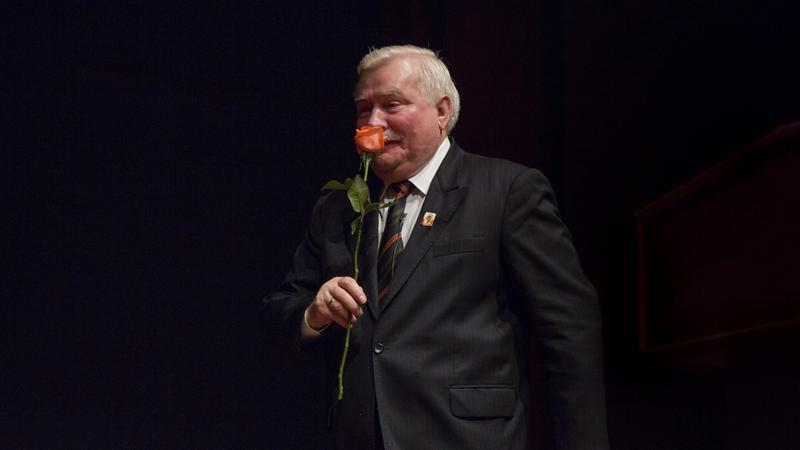 """""""Wałęsa. Człowiek z nadziei"""" - pokaz w Kongresie"""