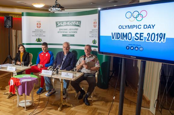 Olimpijski dan u Beogradu biće održan 8. juna