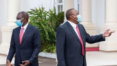 I will not allow my DP to be humiliated the way I have been humiliated- Ruto