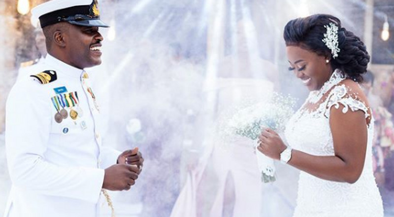 """It's been 8years of loving a sailor and it's a high price to pay,"" the love story of Solo and Efya"