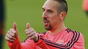 Franck Ribery: gra w reprezentacji mnie nie interesuje