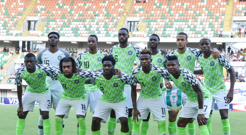 Super Eagles of Nigeria get Cape Verde, Central African Republic and Liberia in Group C of the 2022 FIFA World Cup qualifiers