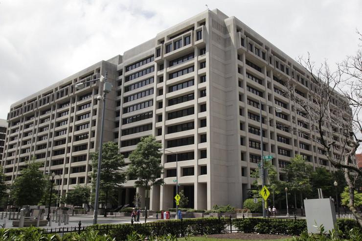 Zgrada Međunarodnog monetarnog fonda u Vašingtonu
