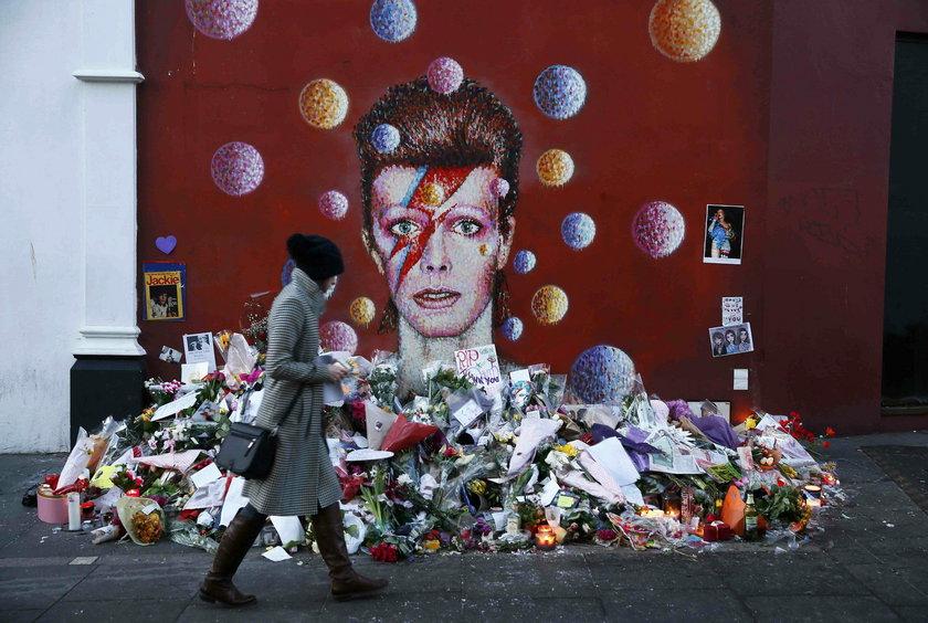 Prochy Davida Bowie rozsypane na Bali?