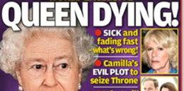 Angielska królowa umiera?