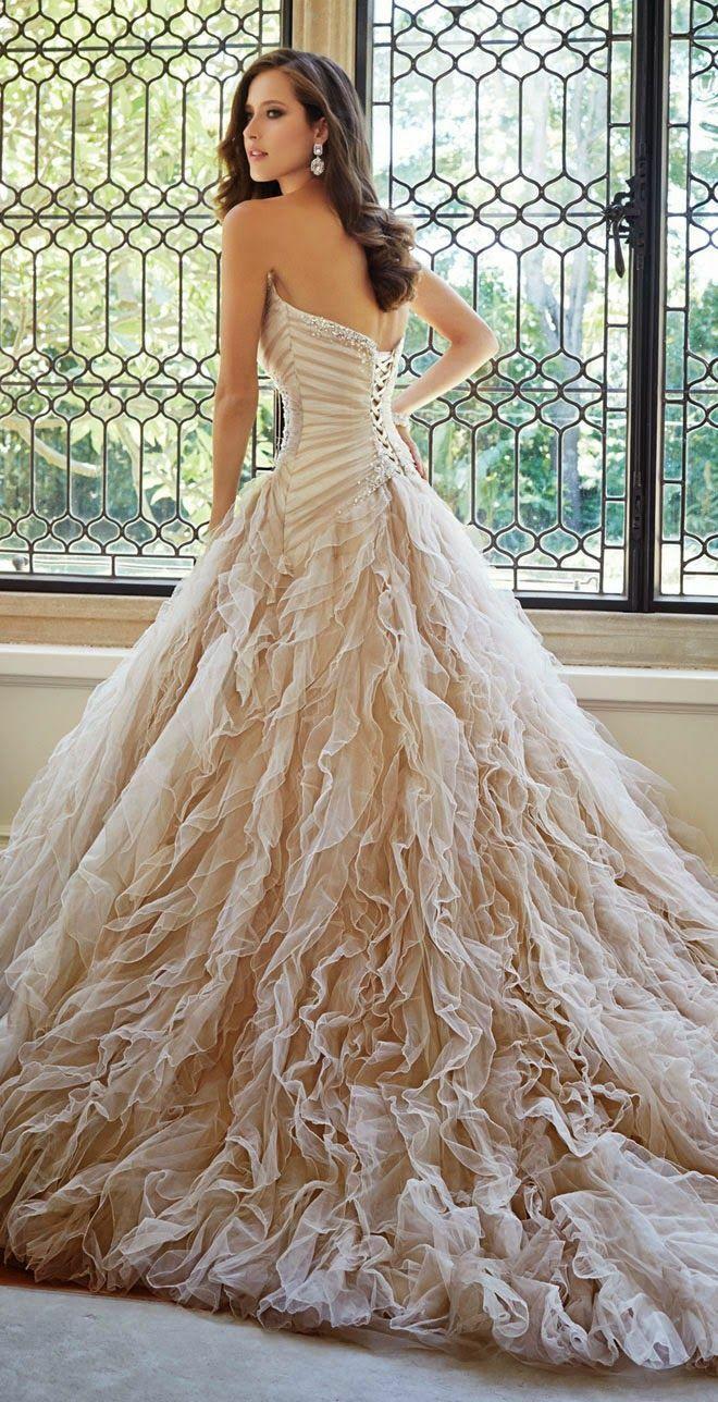 Suknie ślubne Bez Ramiączek Ultrakobiece I Seksowne Inspiracje Z