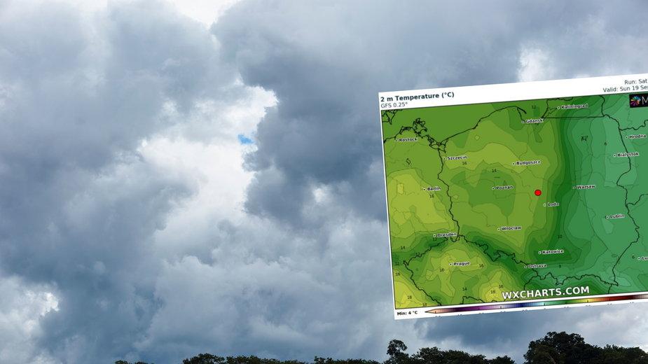 Prognoza pogody na 19 września 2021 r.