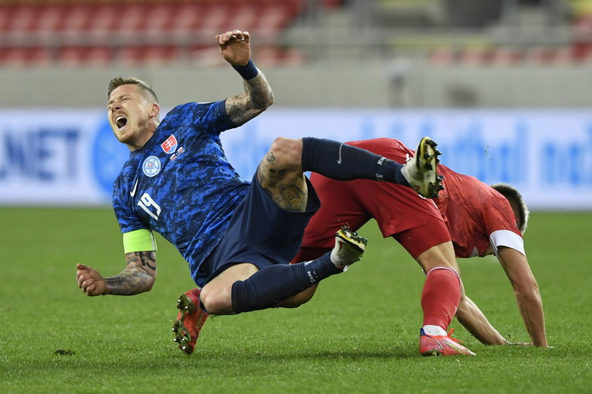 Słowacja będzie pierwszym rywalem Polaków podczas mistrzostw Europy.