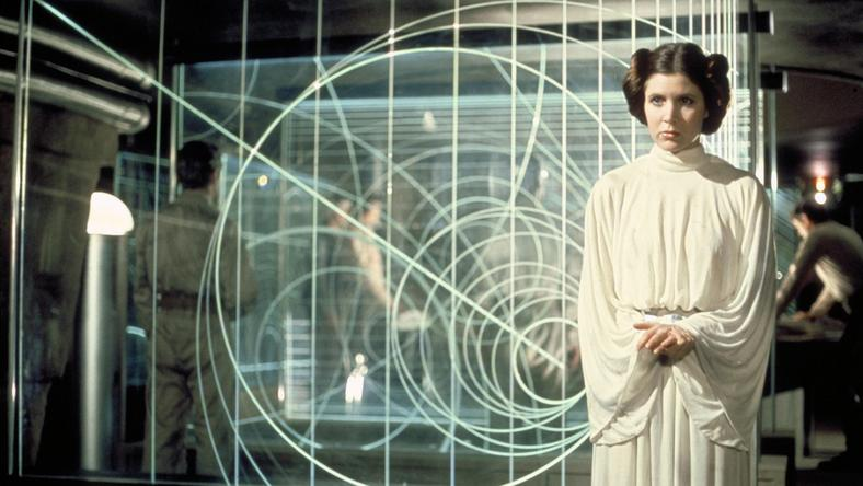 Carrie Fisher 1956-2016 Star Wars Actress